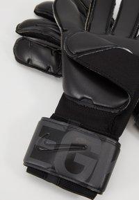 Nike Performance - Brankářské rukavice - black/anthracite - 5