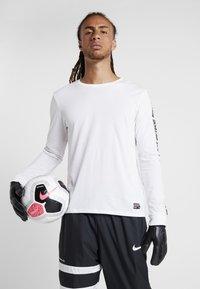 Nike Performance - Brankářské rukavice - black/anthracite - 0