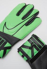 Nike Performance - MATCH - Torwarthandschuh - green strike/black/black - 3