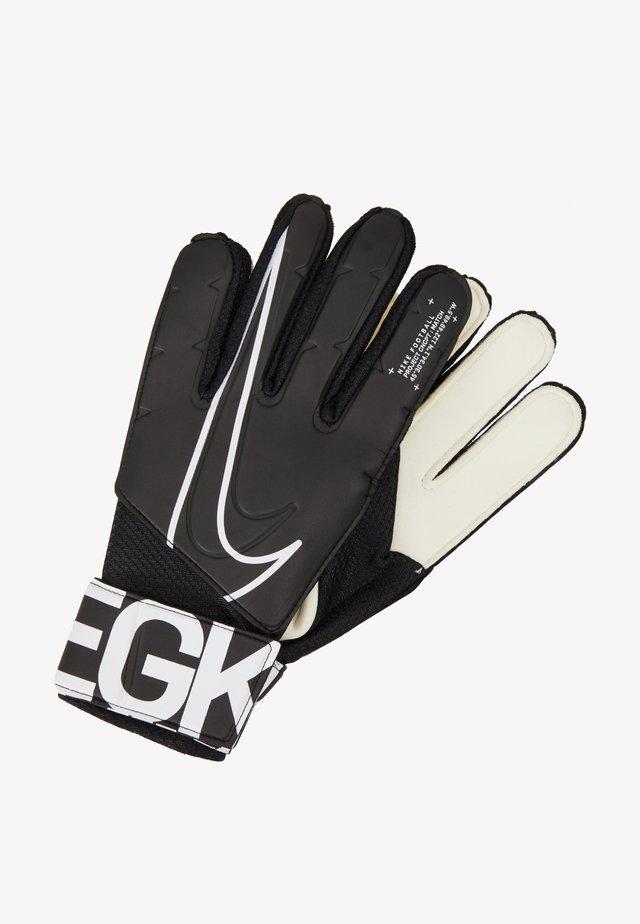 MATCH - Goalkeeping gloves - black/white