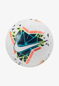Nike Performance - MERLIN - Fodbolde - white/obsidian/blue fury - 2