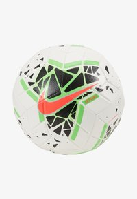 Nike Performance - NIKE STRIKE - Football - white/black/green strike/laser crimson - 1