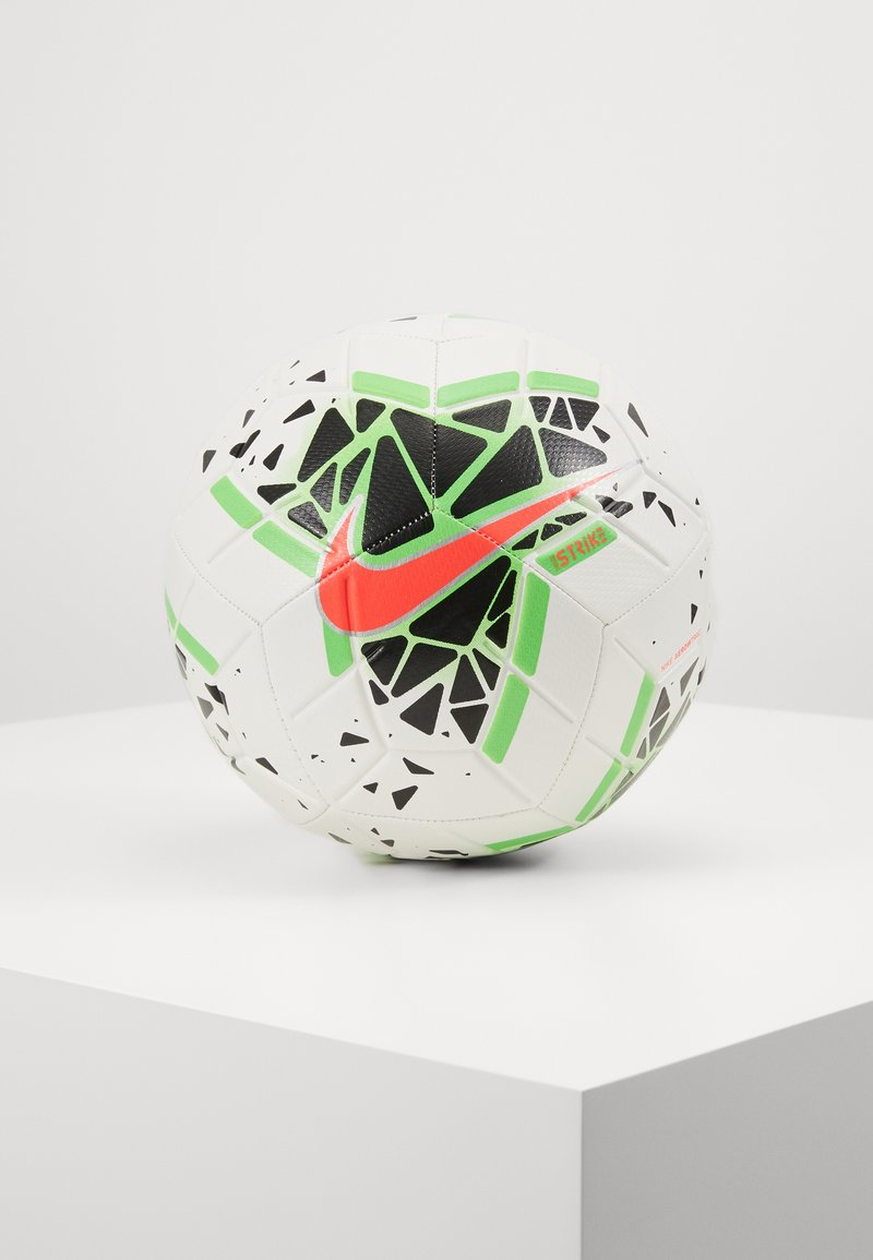 Nike Performance - NIKE STRIKE - Football - white/black/green strike/laser crimson