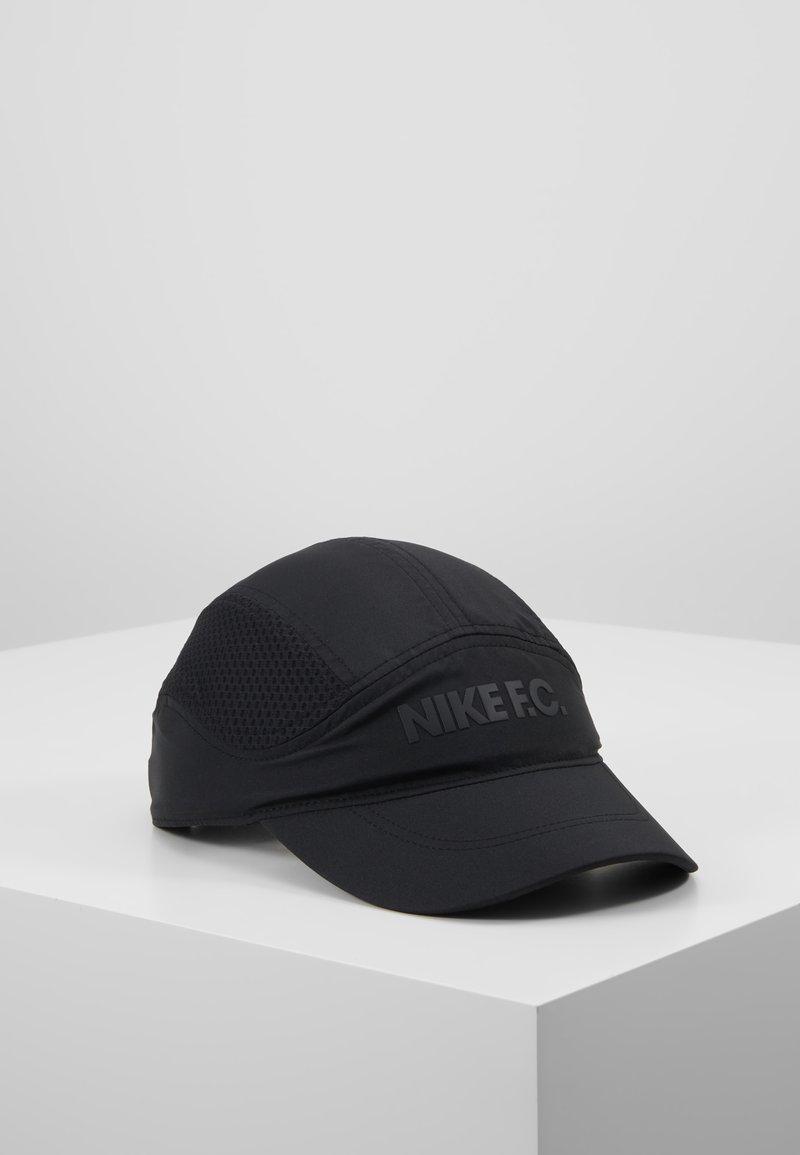 Nike Performance - AERO - Cap - black/white