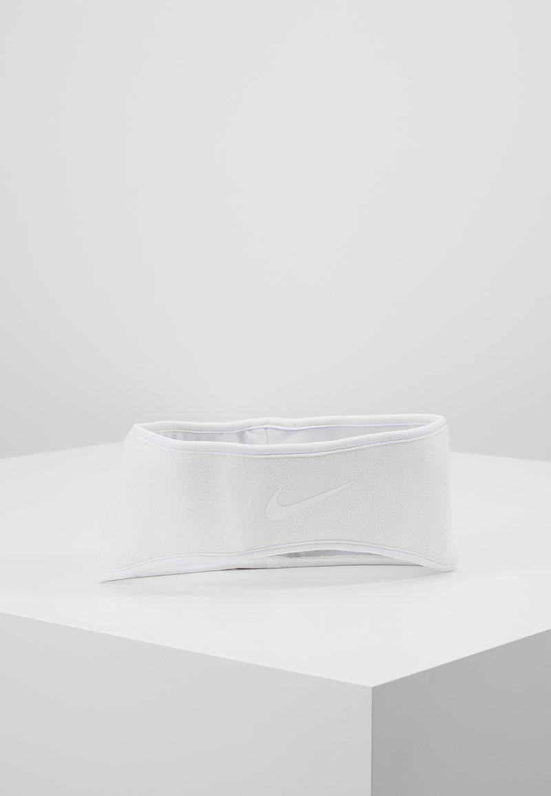 Nike Performance - HEADBAND - Orejeras - white/vast grey
