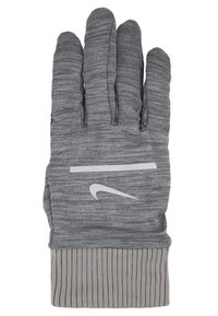 Nike Performance - SPHERE RUNNING GLOVES 2.0 - Fingervantar - iron grey heather/grey fog/silver - 5