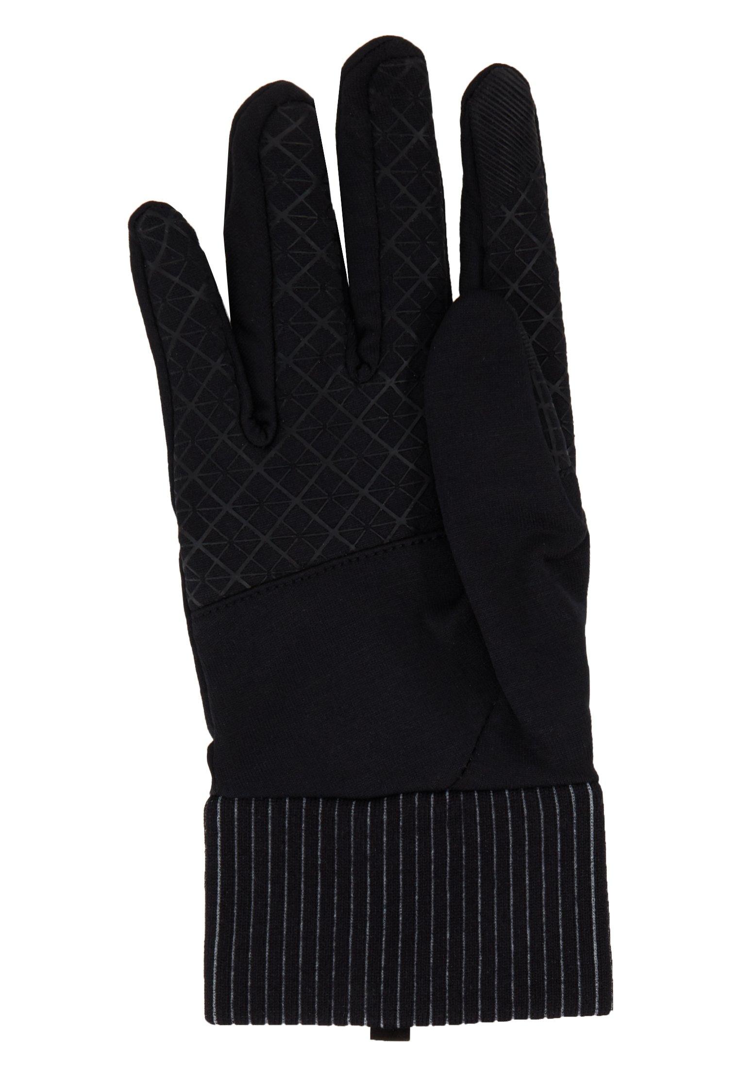 SPHERE RUNNING GLOVES 2.0 Handschoenen blacksilver