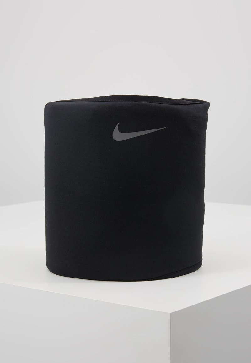 Nike Performance - RUN THERMA SPHERE NECKWARMER 3.0 - Braga - black/silver