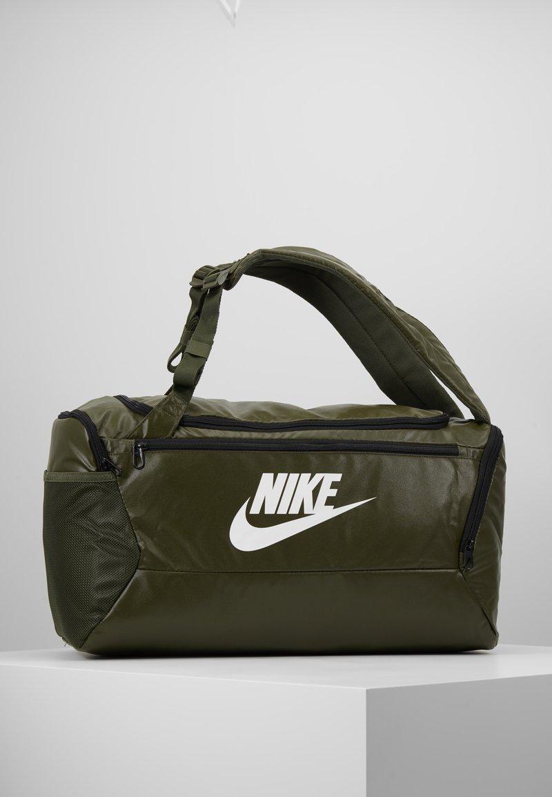 Nike Performance - DUFF - Ryggsekk - khaki/cargo khaki/white