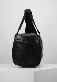 Nike Performance - DUFF - Reppu - black/white - 3
