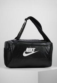 Nike Performance - DUFF - Reppu - black/white - 0