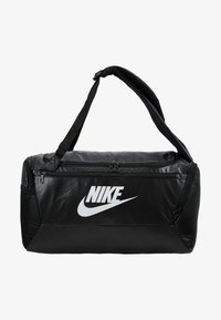 Nike Performance - DUFF - Reppu - black/white - 7