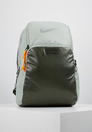 BRASILIA - Plecak - jade horizon/sequoia/metallic silver