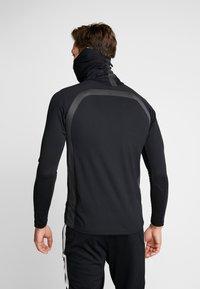 Nike Performance - SNOOD - Tubhalsduk - black/reflect black - 2
