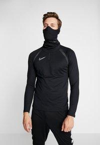 Nike Performance - SNOOD - Tubhalsduk - black/reflect black - 0
