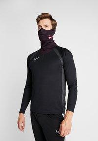 Nike Performance - STRIKE SNOOD - Hals- og hodeplagg - burgundy ash/racer pink - 0