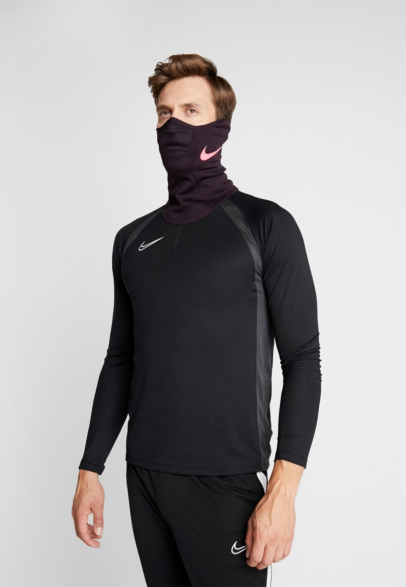 Nike Performance - STRIKE SNOOD - Braga - burgundy ash/racer pink