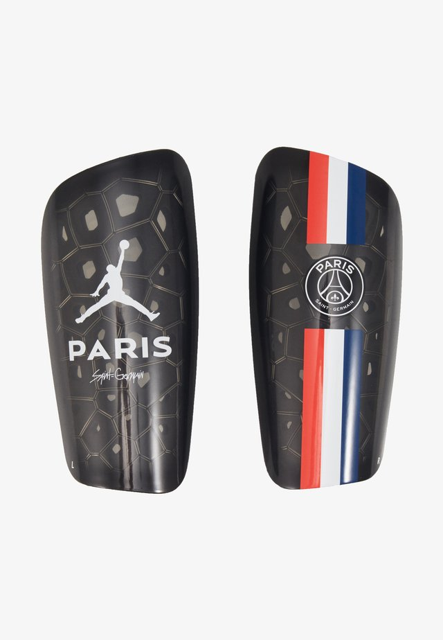 PARIS ST GERMAIN MERC - Scheenbeschermers - black/blue/red/white
