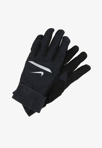 Nike Performance - MENS SHIELD RUNNING GLOVES - Guantes - black/wolf grey/silver - 2