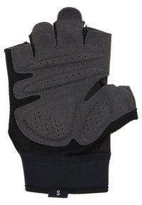 Nike Performance - ULTIMATE FITNESS GLOVES - Handsker - black/light crimson - 4