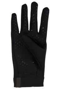 Nike Performance - PARIS ST GERMAIN ACDMY HPRWRM-JORDAN - Målvaktshandskar - black/infrared - 2