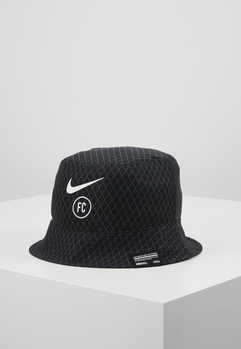 Nike Performance - FC BUCKET - Hoed - black/white