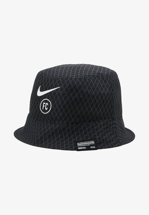 FC BUCKET - Hatt - black/white