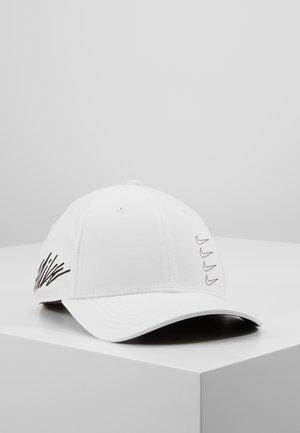 DRY AEROBILL - Casquette - white/black