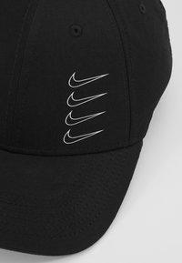 Nike Performance - DRY AEROBILL - Gorra - black/white - 6