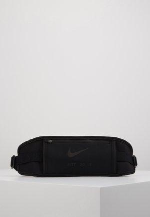 NIKE RACE DAY WAISTPACK - Bum bag - black/black/black