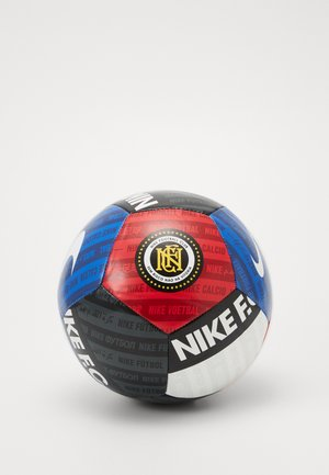 Piłka do piłki nożnej - white/black/university red