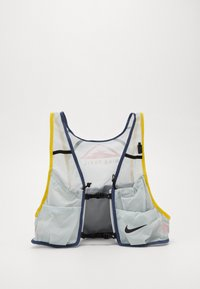 Nike Performance - MENS RUNNING TRAIL VEST - Zaino con cannuccia - aura/diffused blue/speed yellow/black - 0