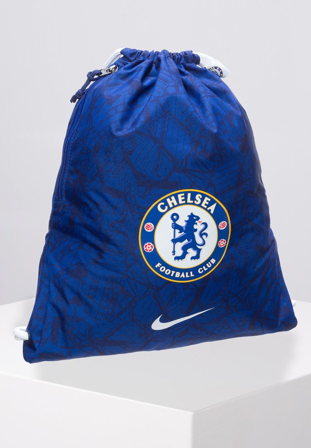 FC CHELSEA - Rucksack - rush blue/loyal blue/white
