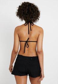 Nike Performance - SWIM BOARDSHORT - Bikini pezzo sotto - black - 2