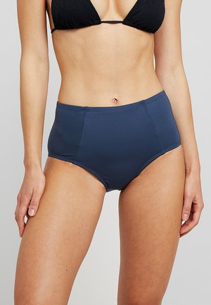 HIGH WAIST BOTTOM - Bikinibroekje - grey