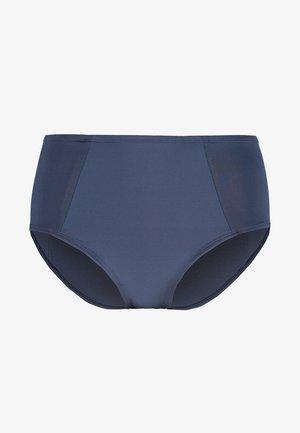 HIGH WAIST BOTTOM - Bikini bottoms - grey