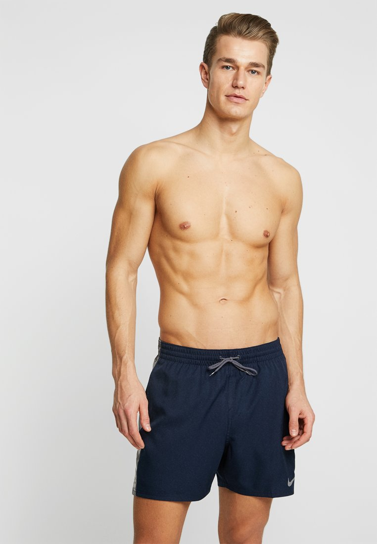 Nike Performance - VOLLEY - Swimming shorts - obsidian