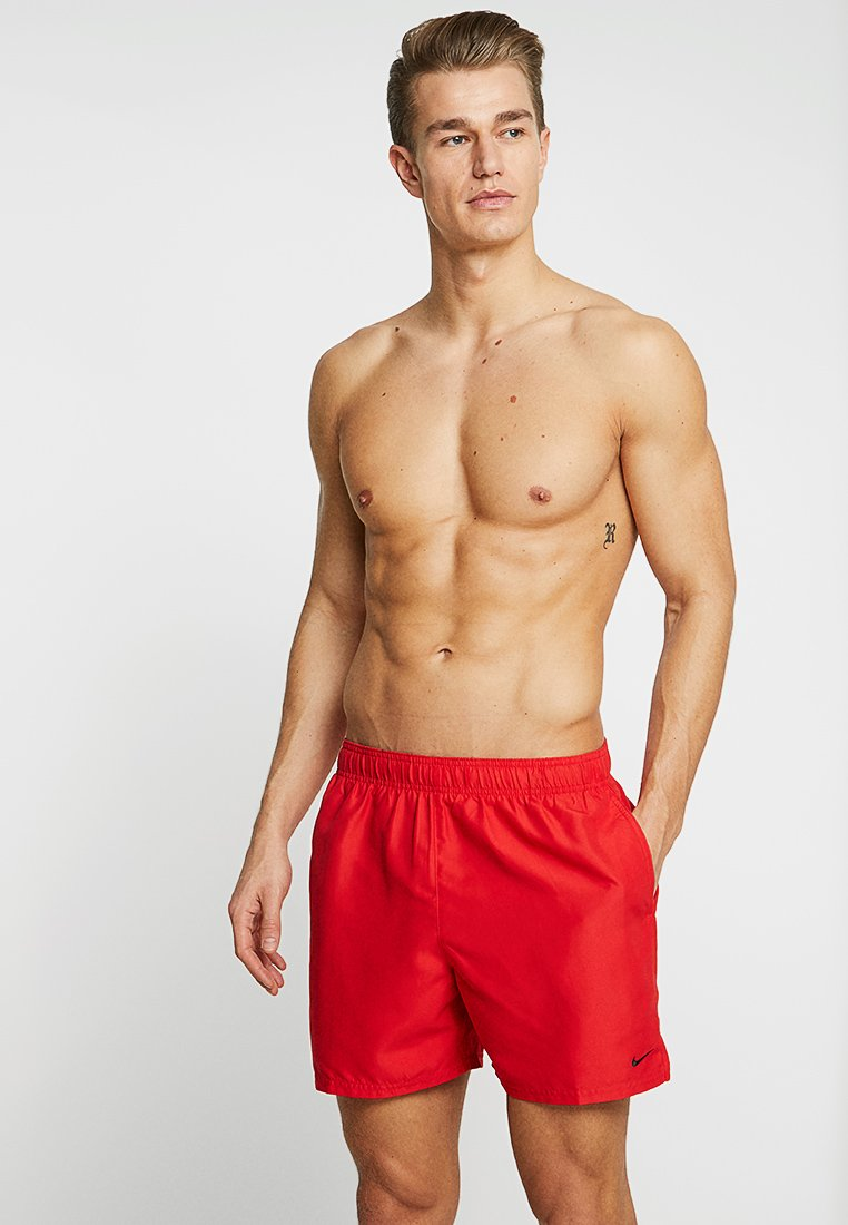 Nike Performance - VOLLEY - Swimming shorts - university red