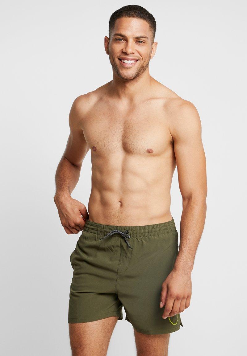 Nike Performance - VOLLEY - Swimming shorts - medium olive