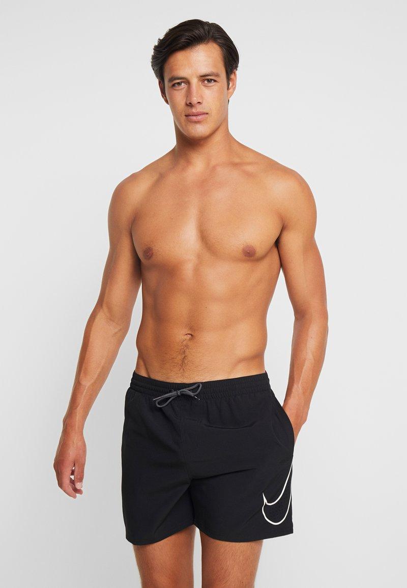 Nike Performance - VOLLEY - Zwemshorts - black