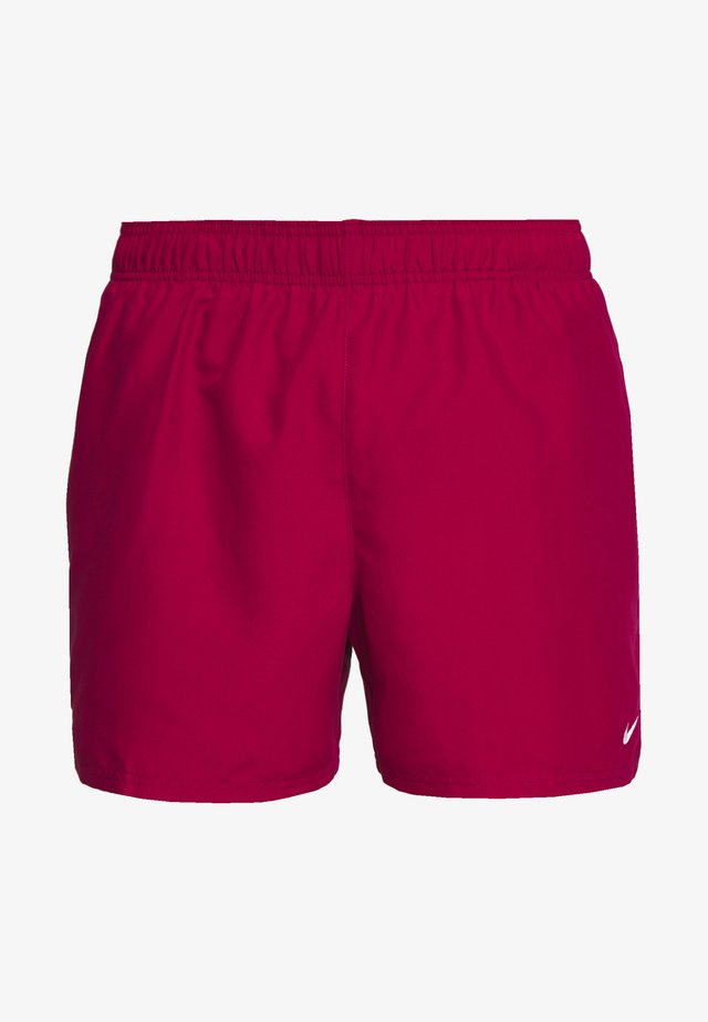 5 VOLLEY SHORT - Surfshorts - noble red