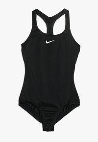 Nike Performance - SOLID RACERBACK ONE PIECE - Badpak - black - 0