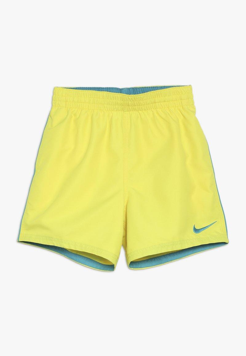 Nike Performance - SOLID LAP VOLLEY SHORT - Szorty kąpielowe - yellow