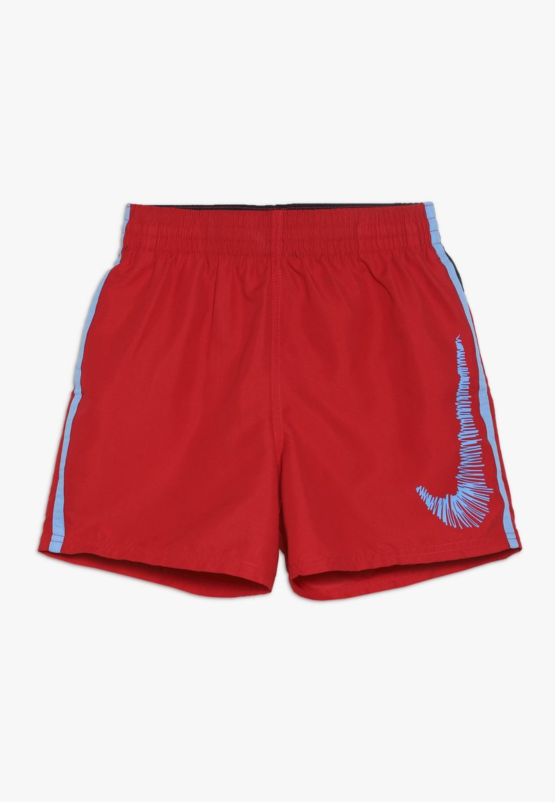 Nike Performance - SOLID LAP VOLLEY SHORT - Badeshorts - university red