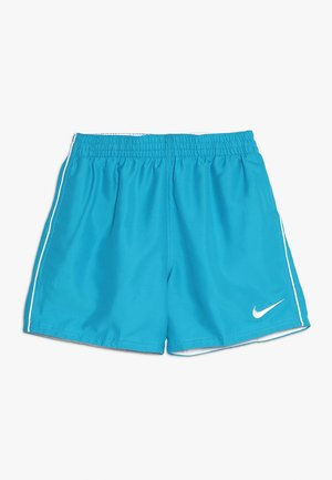 SOLID LAP VOLLEY SHORT - Swimming shorts - light blue fury