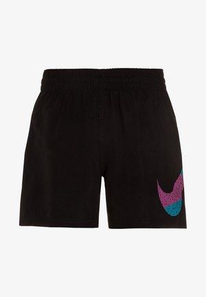 MASH UP BREAKER VOLLEY SHORT - Swimming shorts - black