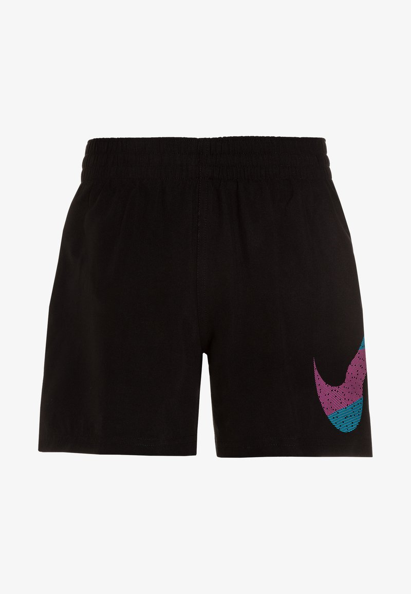 Nike Performance - MASH UP BREAKER VOLLEY SHORT - Badeshorts - black