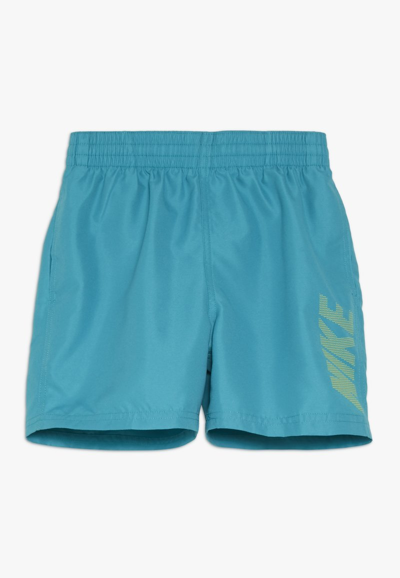 Nike Performance - LOGO SOLID LAP VOLLEY  - Plavky - spirit teal