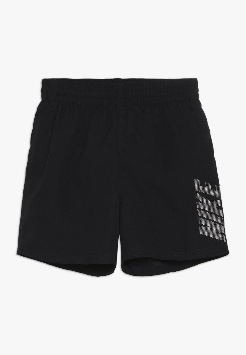 Nike Performance - LOGO SOLID LAP VOLLEY  - Badeshorts - black