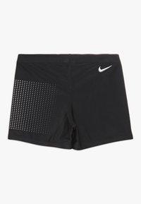 Nike Performance - SQUARE LEG - Uimashortsit - black - 1